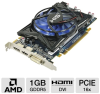 HIS H675F1GD Radeon HD 6750 Video Card - 1GB, GDDR5, PCI-Exp -- H675F1GD