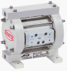 Air-Operated Diaphragm Pump -- RFM/RFML 10 -- View Larger Image
