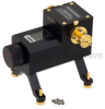 0 to 50 dB WR-12 Waveguide Direct Read Attenuator From 60 GHz to 90 GHz, Dial UG-387/U Flange -- SMW12AT5001 - Image