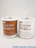 3M Scotch-Weld 1751 Epoxy Adhesive Gray Quart Kit A/B -- 1751 QUART KIT - Image