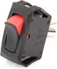Carling Technologies RA581-VB-B-0-V Miniature Rocker Switch, SPST, On-Off, 10A -- 44239 - Image