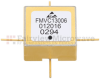VCO (Voltage Controlled Oscillator) 0.5 inch Hermetic SMT (Surface Mount), Frequency of 50 MHz to 100 MHz, Phase Noise -115 dBc/Hz -- FMVC13006 -- View Larger Image