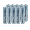 Lenmar AAA 10 Pack 1000mAh Ni-MH Batteries -- PRO1010
