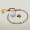 Todd Quick Disconnect Kit w/ Water Separator - Use with Industrial Pump for evacuation. -- 2400-07