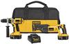 18V Cordless XRP™ Hammerdrill / Reciprocating Saw Combo Kit -- DCK241X