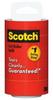 3M Scotch-Brite 836RF-70 White Lint Roller Refill - 97963 -- 021200-97963