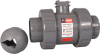 Actuator Ready Ball Valves -- HCCV Series - Image