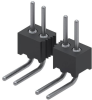 Rectangular Connectors - Headers, Male Pins -- 850-40-018-20-001000-ND -Image