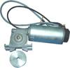 GB8 Worm Gearbox w/48ZYT Motor -- 48ZYT-118-40
