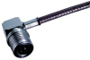RF Coaxial Cable Mount Connector -- 16QMA-50-4-1/3H