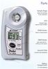 Conductivity Method Salt Meter -- PAL-SALT -Image