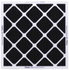 PLEATED FILTER CHARCOAL 10 IN X 10 IN X 1 IN -- 122696