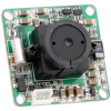 B/W Pinhole Board Camera, 350TVL, 0.01 lux