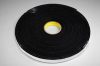 3M 4504 Black Single Sided Foam Tape - 1 in Width x 18 yd Length - 1/4 in Thick - 03320 -- 021200-03320 -- View Larger Image