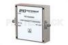 40 dB Gain, 10 Watt P1dB, 6 GHz to 18 GHz, High Power Amplifier, SMA, 46 dBm IP3 -- PE15A5050 -Image