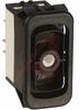Switch, Non-Illuminated Rocker; Rectangular; DPDT; On-None-On; 10A@250VAC; IP42 -- 70155802 - Image