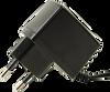 Wall Plug-In European Blade AC-DC Power Supply -- SWM12-12-E - Image