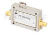 2 dB NF, 13 dBm Psat, 4 GHz to 8 GHz, Low Noise Amplifier, 38 dB Gain, SMA -- PE15A1002 -Image