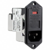 Power Entry Connectors - Inlets, Outlets, Modules -- 2-6609942-9-ND -Image