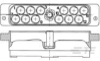 Rack & Panel Connectors -- 1604798-2 -Image