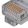 Premium Cat 6 Cable, RJ45 / RJ45, Yellow 2.0 ft -- TRD695Y-2 -Image