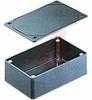 Enclosure, Utilibox; ABS Plastic; BlackTextured -- 70148655