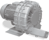 Two-Stage, Side Channel Regenerative Blower -- Samos SI 0320 / 1150 E2