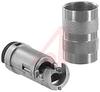 connector,circular din,str female cableconn,12 silver pltd solder contact,ip40 -- 70013429
