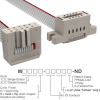 Rectangular Cable Assemblies -- M3UGK-1018J-ND -Image