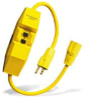 GFCI Inline Cord Set 1.5-ft 15A125V NEMA 5-15R -- 78678828399-1