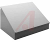 ENCLOSURE;CONSOLET;SLOPED COVER;12.00X16.00X9.09;STEEL;GRAY -- 70066765