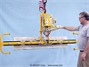Four Pad Air Powered Vacuum Lifter with Powered Tilter -- AT40M4-86F-FP - Image