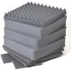 Pelican 0351 7pc Replacement Foam Set for 0350 Case -- PEL-0350-400-000 -Image