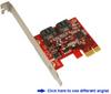 Dual Channel SATA 6Gb/s PCI Express (x1) w&#8230 -- PESA234