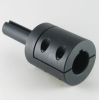 Step-Down Steel Shaft Adapters with Keyways -- 5ERL100K