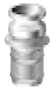 Insta-lock™ Stainless Couplings Part E -- ILE250SS