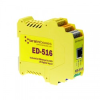 Ethernet to DIO 16 Digital Inputs + Serial Port -- ED-516 - Image