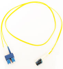 FIS Singlemode Hybrid UPC Patchcord -- X3LYS3FISC