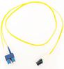 FIS Singlemode Hybrid UPC Patchcord -- X3LYS1FISC - Image