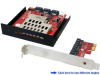 "3.5"" Front Panel ExpressCard Docking &#8230 -- FPM110"