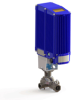 Actuated - Hot/Cold Water Mixers - Emech™ Digital Control Valves -- E20W