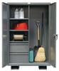 Janitorial Job Storage -- 35-BC-243-2DB-FLP -- View Larger Image