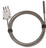 Digi-Sense Compact Rtd Probe, 100 Ohm, ANSI 3-Blade Conn. 1.5