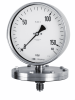 Diaphragm Pressure Gauge In Chemical Version -- DPC160
