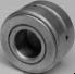 MS24461/YAG Series Single Row Aerospace Bearings -- YAG-14