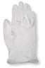 Gloves, Powder Free, White -- 89022