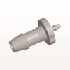 Straight Reducer Connector, Barbed, Natural