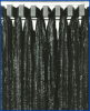 Plastic Vertical Strip-type Trickling Media -- Sessil® - Image