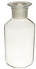Wheaton Reagent Glass Bottle, Narrow Mouth Stopper