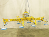 Eight Pad Crossarm Vacuum Lift -- E400M8-110-4/44 - Image